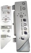 Kit Suporte Controle Placa Brastemp Bwc08 + Adesivo
