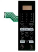 Membrana Painel Teclado Microondas Brastemp BMK35AE