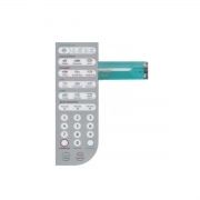 Membrana Painel Teclado Microondas Electrolux Mef41