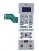 Membrana Teclado Microondas BMG35AB MAX GRATINE