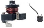Rele Elgin Sicon Compressor 1/2 220v E Protetor Térmico