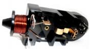 Rele Partida Compressor 1/4 127v E Protetor Térmico Embraco Longo