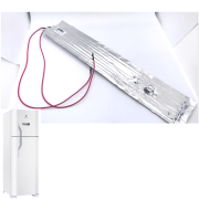 Resistência Refrigerador Calha Electrolux 64684457 220v
