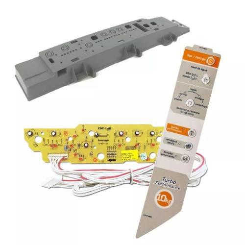 Placa Eletrônica Interface Com Painel Bwc10 Bwg10 Original