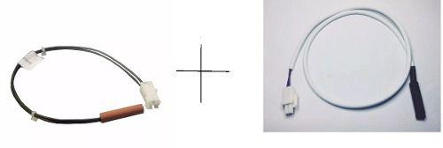 Fusível Termico + Sensor Degelo Bosh Kdn47