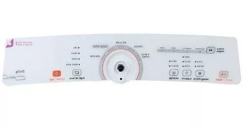 Console E Placa Interface Brastemp Bwg11ab W10463578