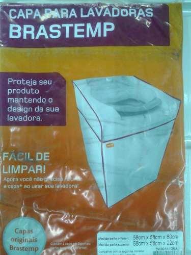 Capa Maquina De Lavar Brastemp Original 326076962 - Oferta!