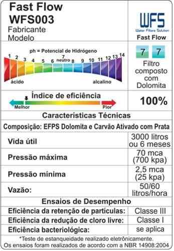 Refil Filtro Purificador Bebedouro Latina Puritronic P355  - Promoção !!