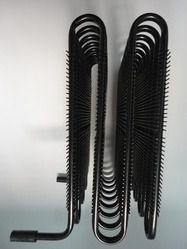 Condensador Freezer 4 X 8 Motor 1/3 Hp Hermético Ferro - Mega Promoção