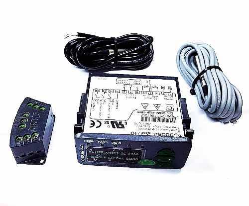 Controlador De Temperatura Full Gauge Tc-900ril Clock 12 24v - Mega Oferta !