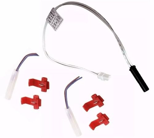 02 Sensores 2,7k + 01 Fusível Térmico Brastemp Consul Kit + Garantia!!