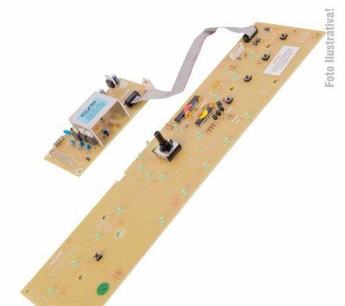 Placa Brastemp Bwl11 Potencia V3 Interface W10356413 Cp1044