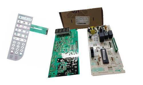 Kit 1 Placa Display 70002531 + 1 Membrana Mef41