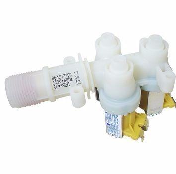 Válvula Entrada Água Tripla Brastemp 127v