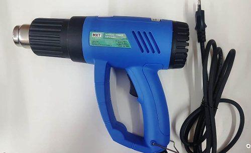 Soprador Térmico Pistola Ar Quente 110v 1600w Com Maleta
