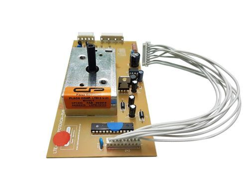 Placa Electrolux Lte12 V1 64502023 Potencia Bivolt Cp1432 - Promoção !!
