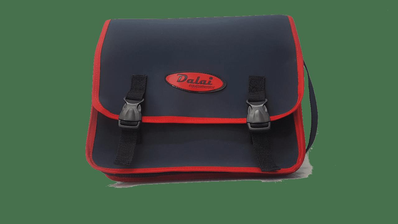 Bolsa Lateral Dalai - C/ Material Sintético de Alta Qualidade