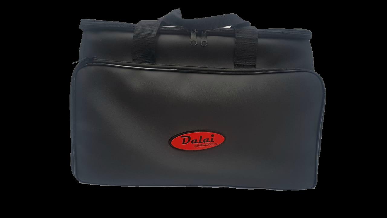 Bolsa / Maleta Grande Dalai, Feito com Material Automotiva