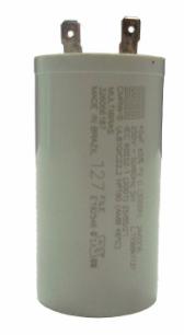 Capacitor Permanente 50uf 250v Lavadora Brastemp Consul 127v