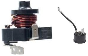 Rele Elgin Sicon Compressor 1/5 127v E Protetor Térmico