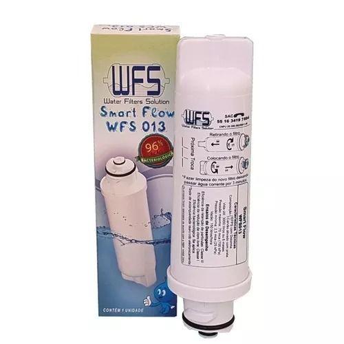 Filtro Refil Purificador Água Electrolux Compatível PA 10N,  PA20G, PA25G, PA30G, PA40G, PAPPCA10
