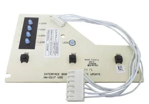 Interface Electrolux Turbo Economia 12kg Lte12 V3 64503081