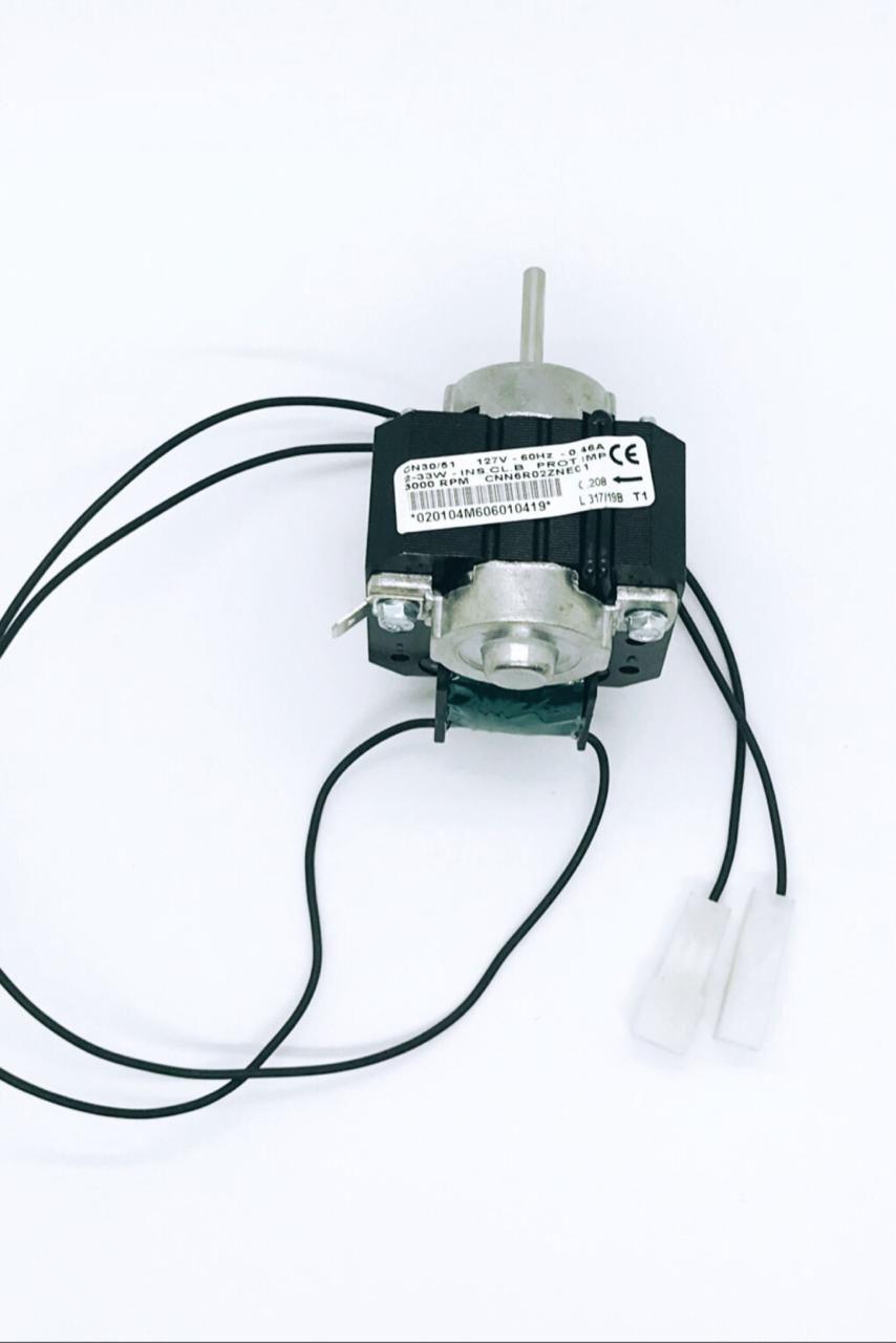 Micro Motor Ventilador 1/100 Para Expositora Metalfrio 127v