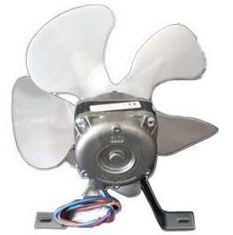 Micro Motor Ventilador 1/25 Bivolt Elco Com Hélice E Suporte