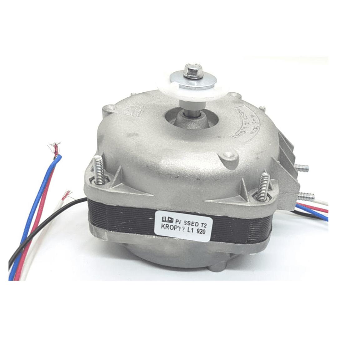 Micro Ventilador Motor 1/40 Exaustor P/ Churrasqueira Bivolt - Promoção !!