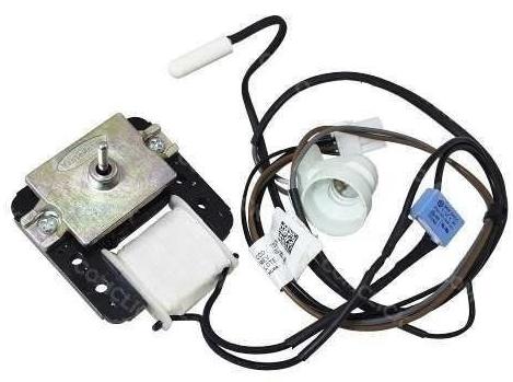 Motor Ventilador Dfi80 Di80x 127v C/ Sensor Soquete Lampada 6 Vias