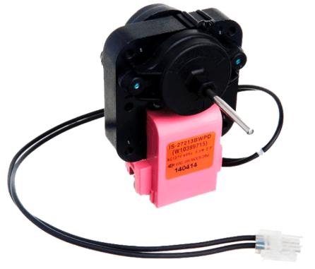 Motor Ventilador Geladeira Brastemp Consul 127v W11370000