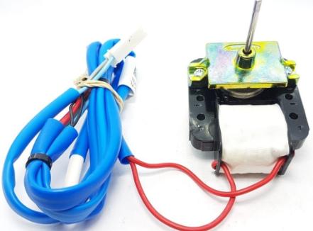 Motor Ventilador Rede Sensor DF51 DF52 220v Electrolux 70201290