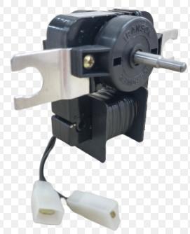 Motor Ventilador Refrigerador Brastemp Clean Antigo 220v