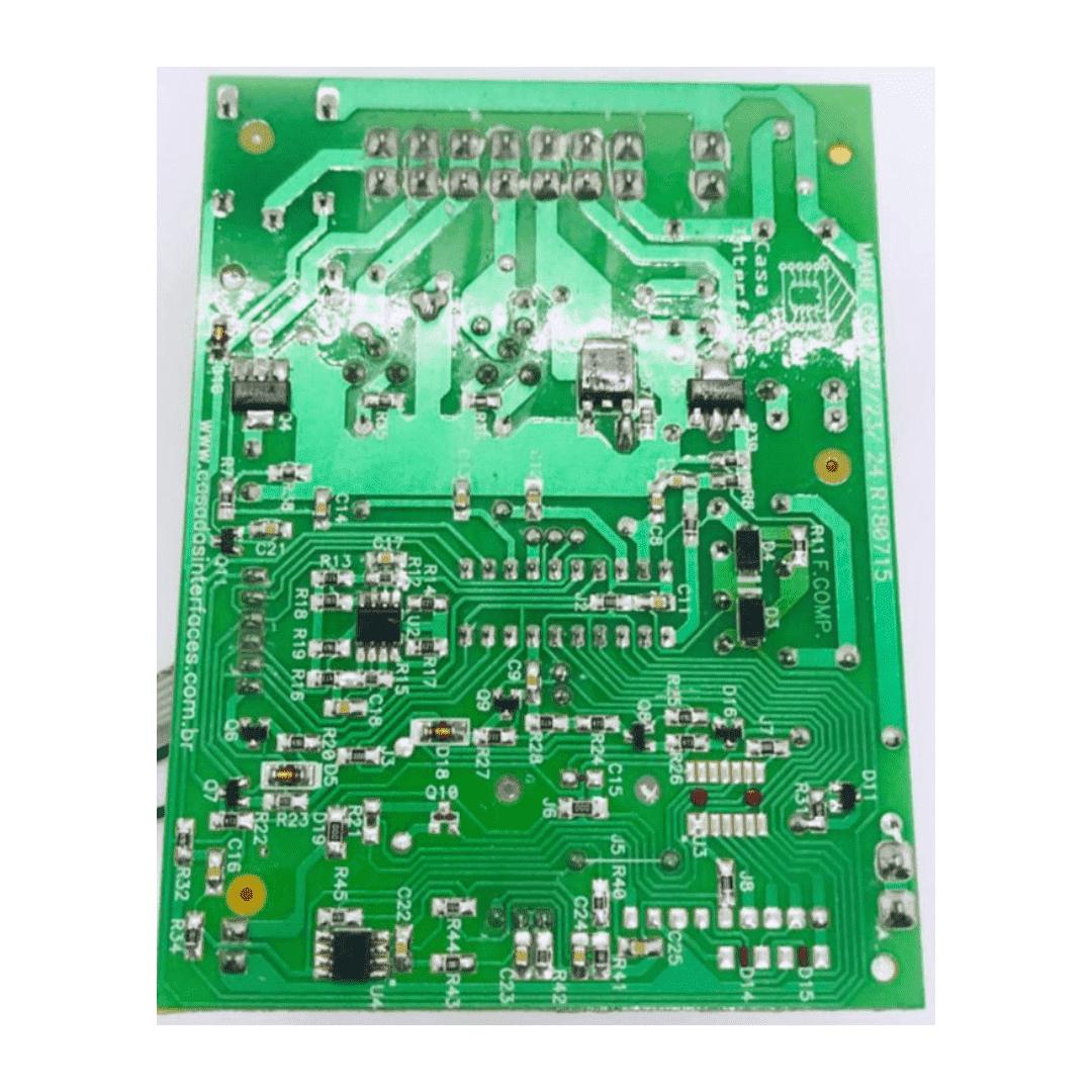 Placa Eletrônica Continental 13kg 127v 189d5001g023 - Super Promoção !!
