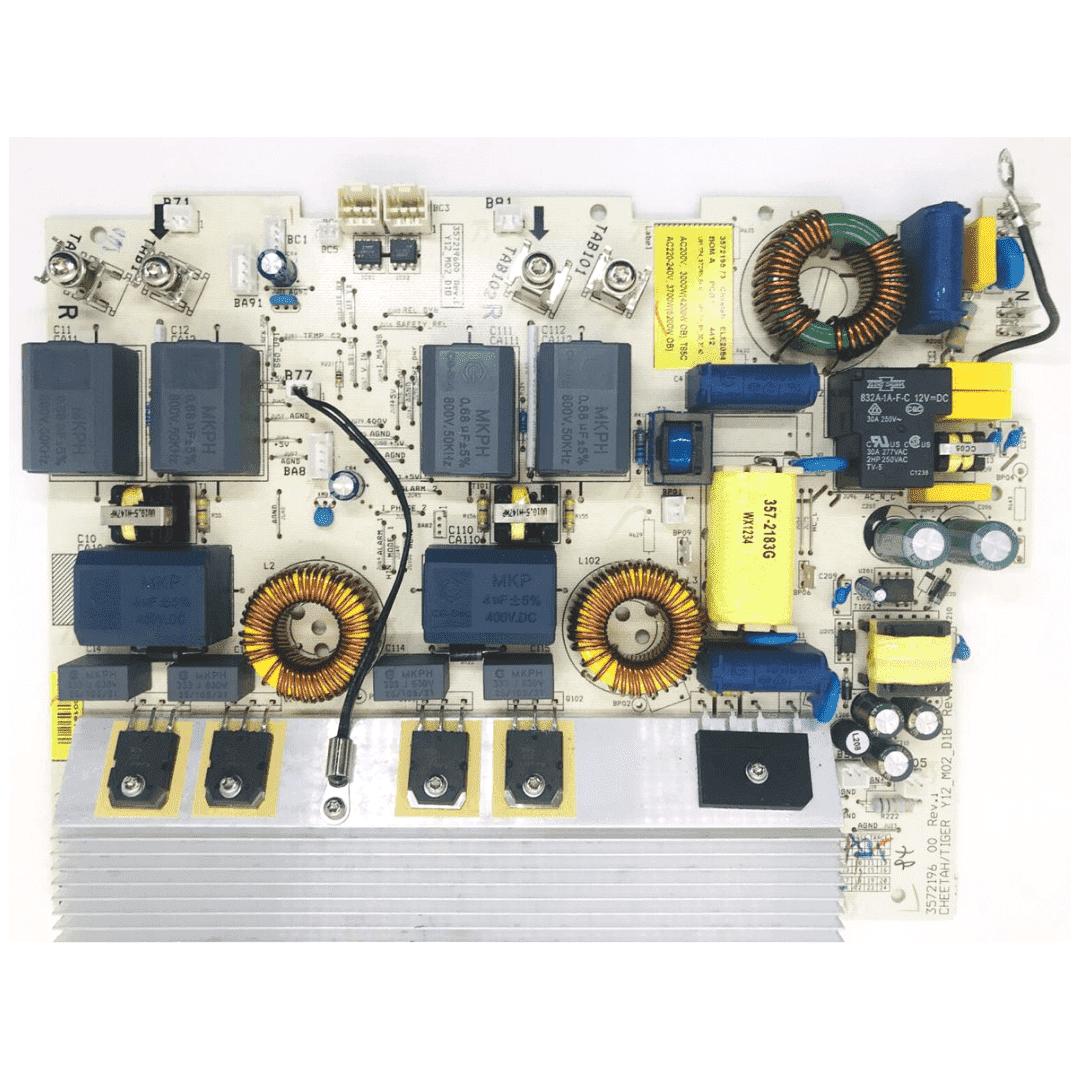 Placa Indução Principal Cooktop Electrolux Ic80 3300362682
