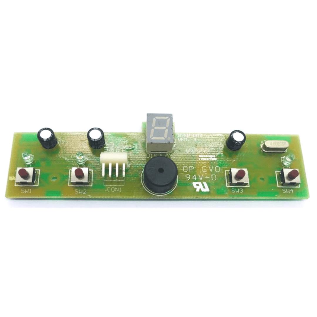 Placa Inter Refrigerador Mabe Ge 450l 200d4897g001 - Super Promoção!!