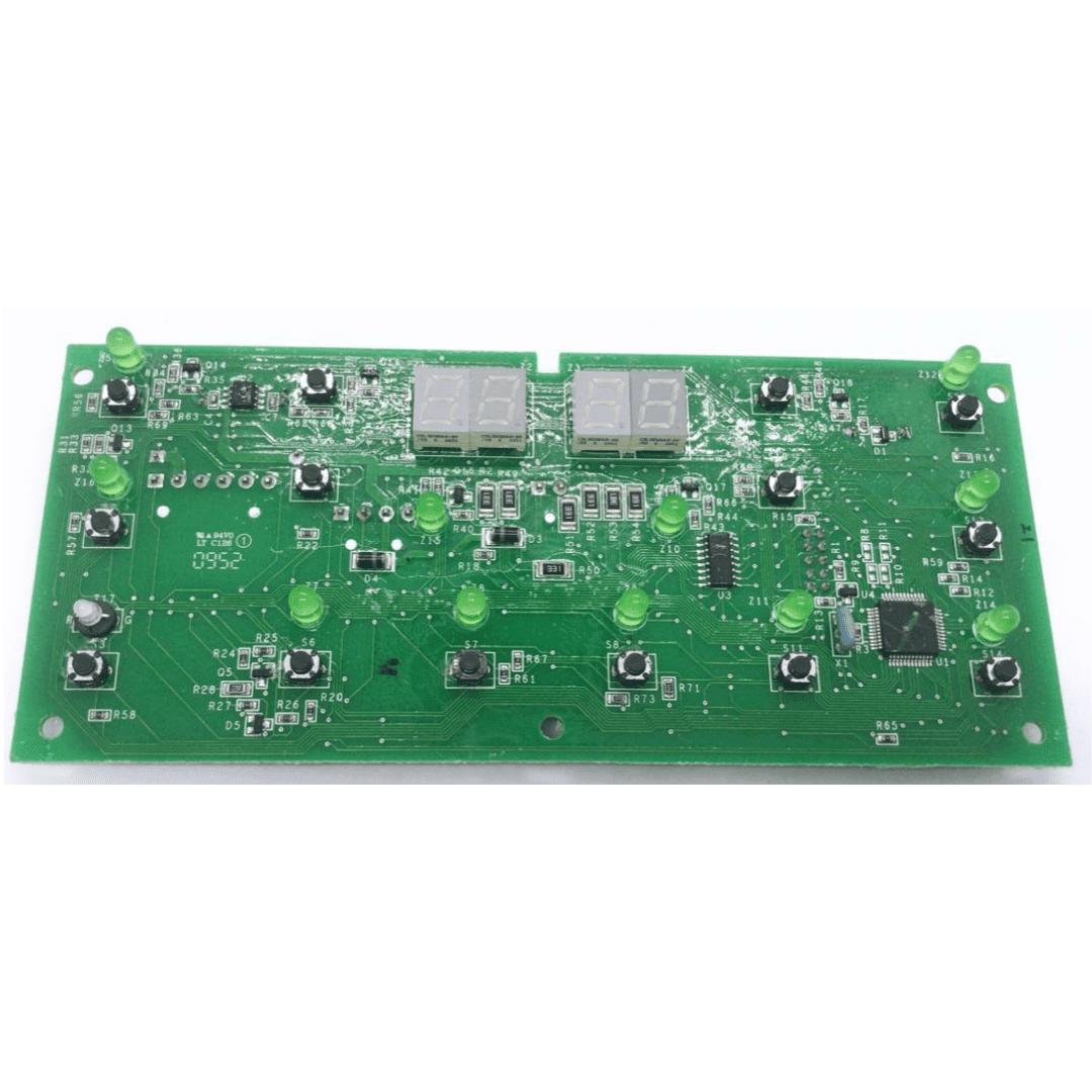 Placa Interface Side By Side Ge Refrigerador 200d7355g049 - Mega Oferta !!