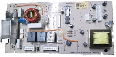 Placa lavadora GE 189D3358G007 10KG 127V ORIG - Super Oferta !!!