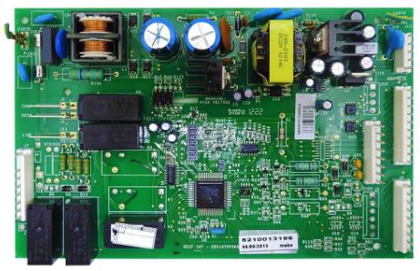 Placa Refrigerador Ge & Continental 220V Rfct515 Rfge465 Rfge710