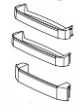Prateleira Bosch Continental Porta Garrafas 662058 662059 662060 Kit
