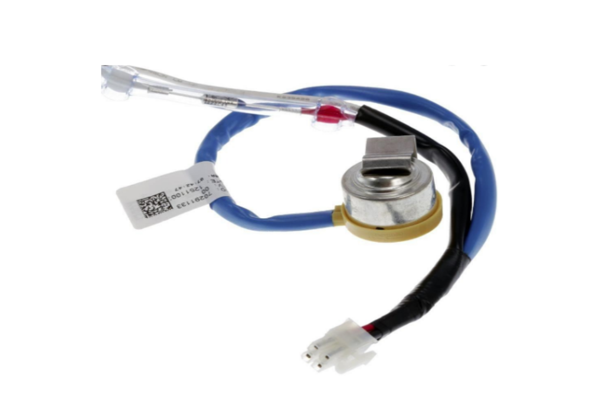 Rede Bimetal Fusível Refrigerador Electrolux Df 34 Df36 70291133