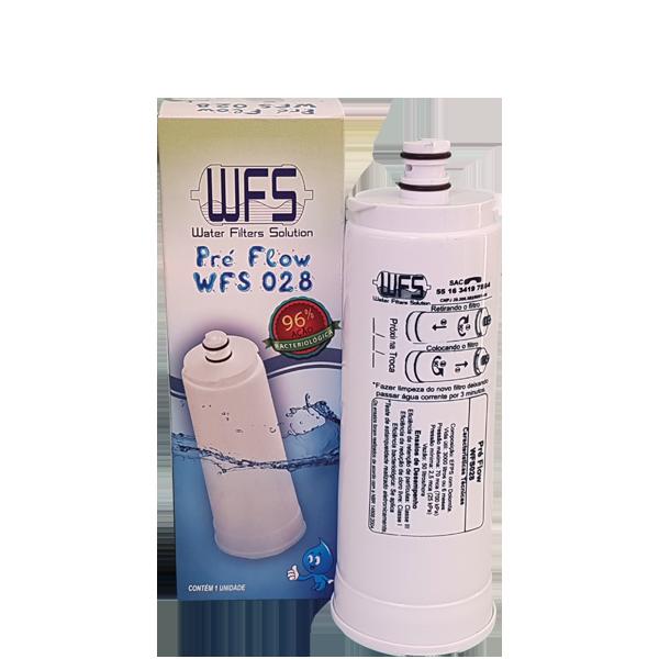 Refil Filtro Purificador Bebedouro Pre Filtro Ibbl C+3 - WFS028