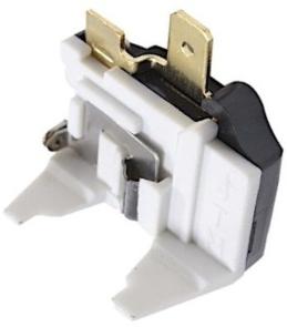 Rele 1 Pino E Protetor Compressor Embraco Geladeira 127v