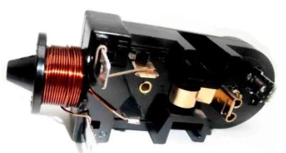 Rele Partida Compressor 1/5 127v E Protetor Térmico Embraco Longo