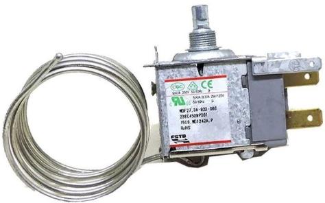 Termostato Continental Rc35 Rc41 Rc46 Bulbo Reduzido 494948