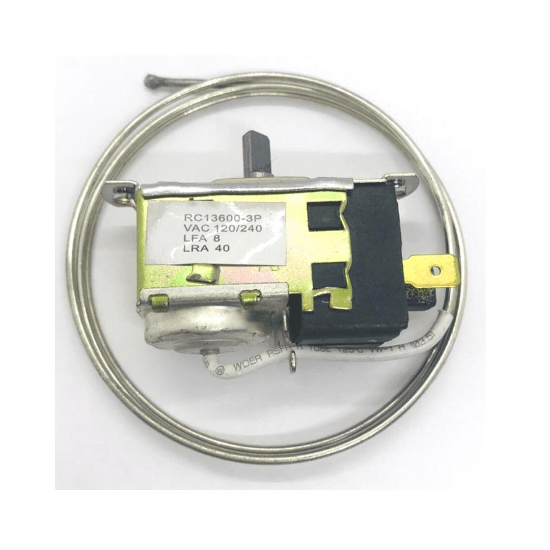 TERMOSTATO REFRIGERADOR RC-13600-3P, VAC 120/240, LFA 8, LRA 40