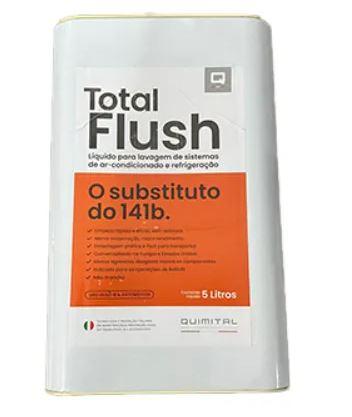 total flush 1 litro