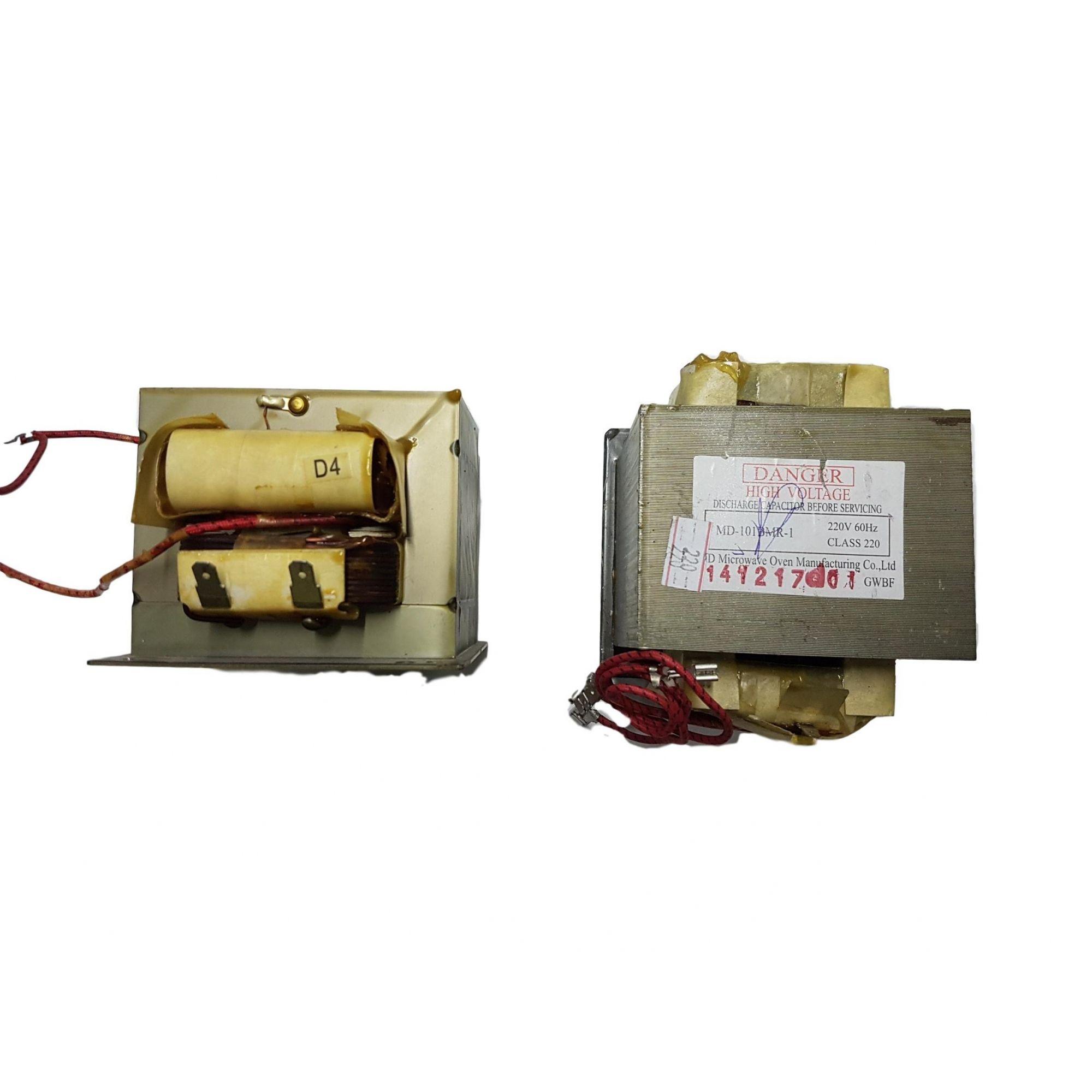 Transformador Microondas 127v Alta Tensão Novo