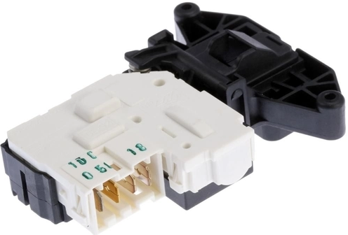 Trava Porta Electrolux Lsi09 Lse12 Lse09 Lavadora Secadora 220v 3619047230