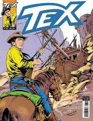 Revista Hq Gibi - Tex Coleção 382  - Vitoria Esportes
